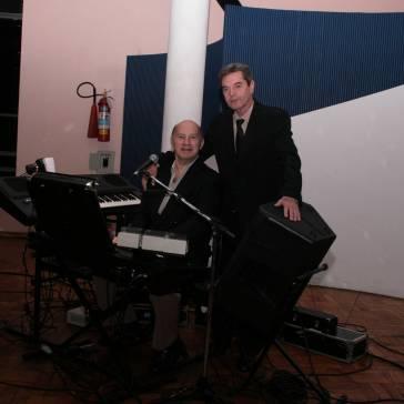 Baile 28-07-2007 Geraldo Toneli em Homenagem à Diretoria do Clube de 1957-1958