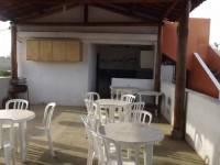 Cozinha anexa ao Galpão