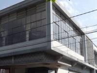 Vista da praça Augusto Silva - Clube de Lavras - Clube de Lavras